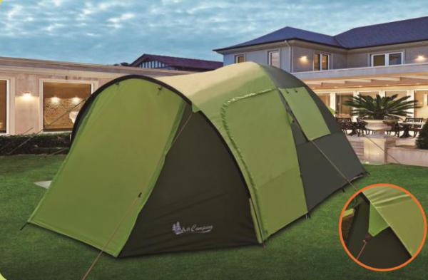 Летняя палатка Mimir 1036 четырёхместная