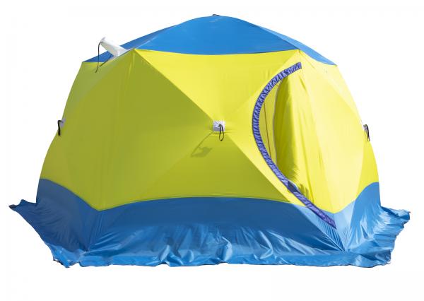 Палатка СТЭК ЧУМ трёхслойная